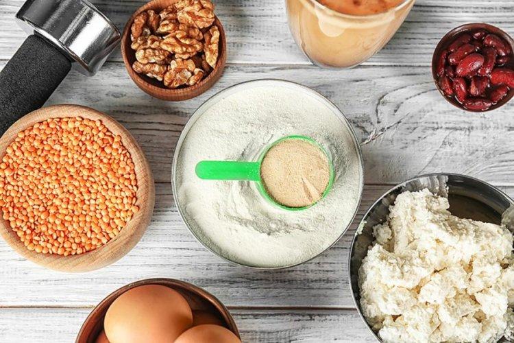Протеин - плюсове и минуси