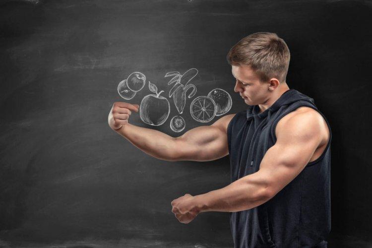 Диета за мускулна маса - как да качите килограми