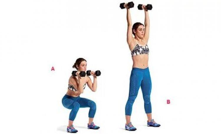 4 упражнения, които ще накарат цялото ви тяло да работи дори вкъщи