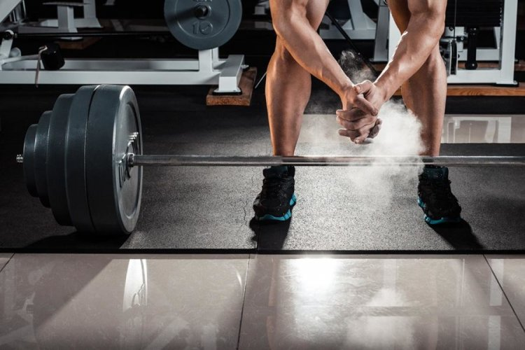Workout exercises for intensity