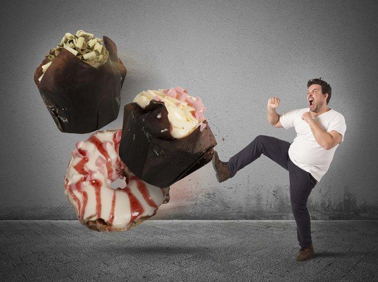 Защо хората напълняват дори при диета - Как да отслабнете?
