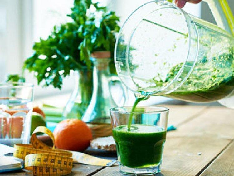 Сокове за отслабване: рецепти и какво можете да пиете