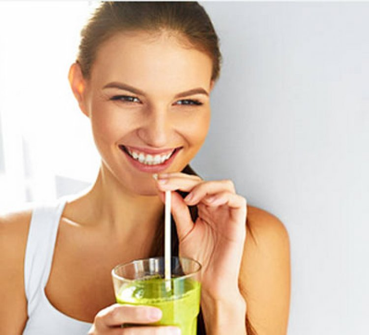 How to lose weight with juices