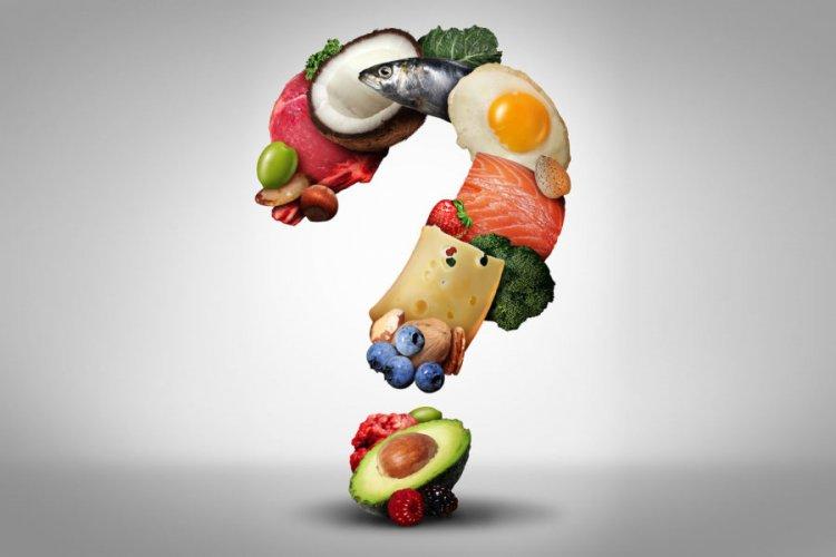 Fat in proper nutrition