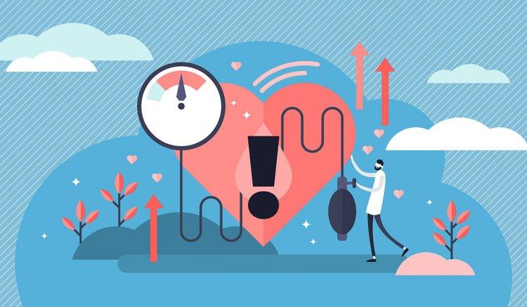 DASH диета за хора с хипертония - седмично меню