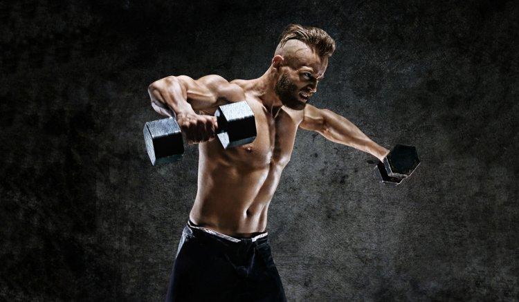 Дъмбелна муха - Най-добрата техника на упражнение за разширяване на рамото