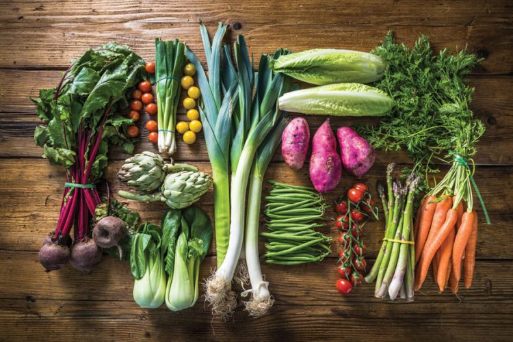 What vegetables can be used for weight loss?