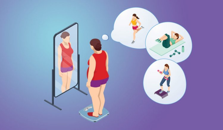 What is the harm of losing weight fast