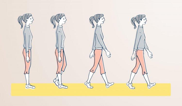 Колко трябва да ходите всеки ден? Стандарти за здраве - и за отслабване
