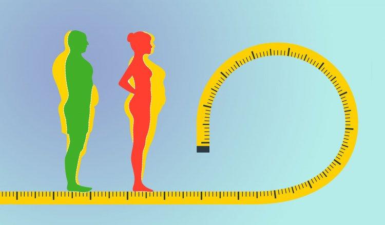 Индекс на телесна маса - норми? Как се определя - формули и таблици