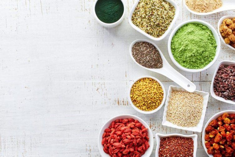 Superfoods - what's on the list