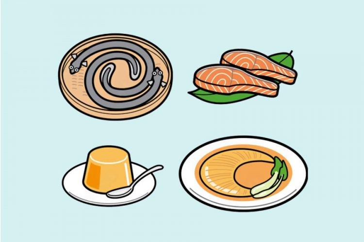 Колаген в храната