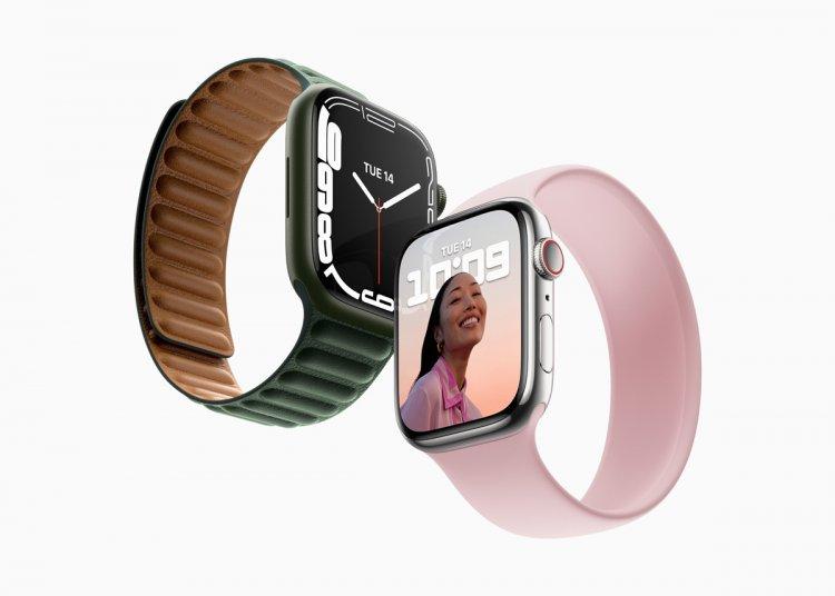 Apple Watch Series 7: Дизайн, размер и дисплей