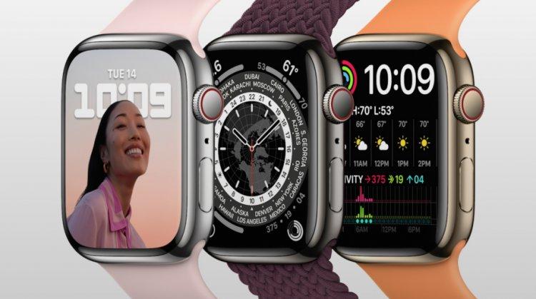 Apple Watch Series 7: какво ново от смарт часовник на Apple серия 7