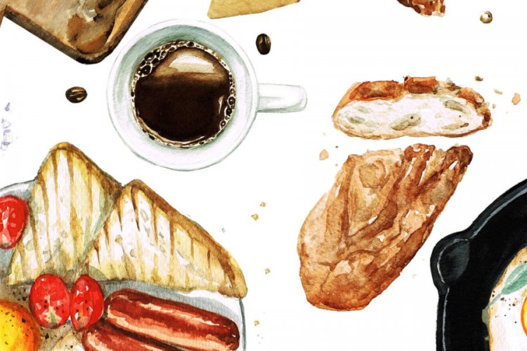 Мога ли да закуся хляб