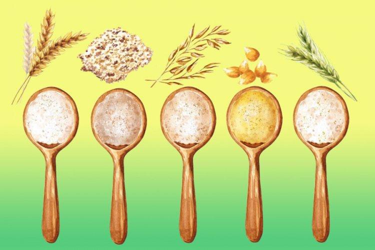 Гликемичен индекс на зърнените култури - таблица