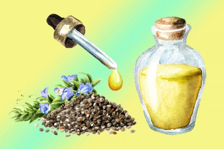 Масло от семена от чиа