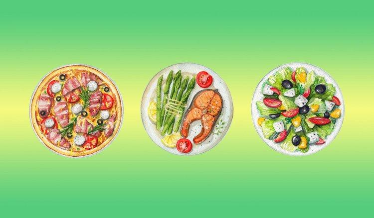 Вечеря правилно хранене - коя храна е по -добра за вечерта?